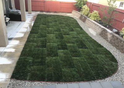 Sacramento Lawn & Sod Installation by Cuttingedge Landscaping - (916) 245-9033